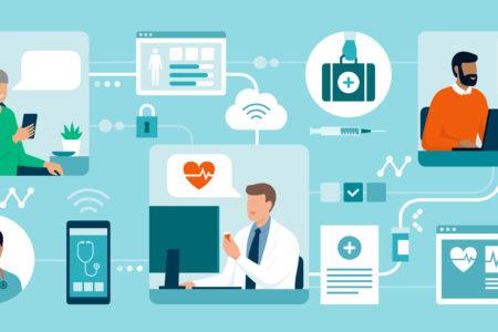 Image for Les soins de santé prendront-ils bientôt le chemin de la connectivité numérique ?